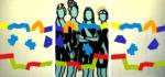 """Title: """"Four Women"""" / Triptych, Size: 3 x (130 x 90) cm / / acrylic / canvas / stretcher"""