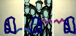 "Title: ""What unites us"" / Triptych / Size: 1 x (130 x 100) cm + 2 x (130 x 80) cm / acrylic / canvas / stretcher"