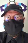 Peter-Nowotny mit Maske